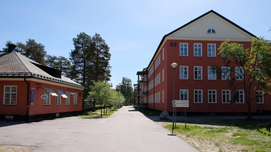 K3 Aktrisen vård- och omsorgsboende är en av byggnaderna som omfattas av ägarbytet.