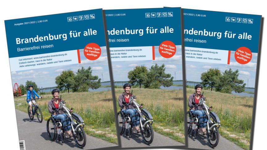 Barrierefreie Ausflüge und Reisen: Brandenburg macht´s möglich.