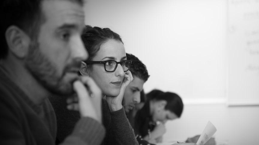 Succé för kurser i svenska för asylsökande
