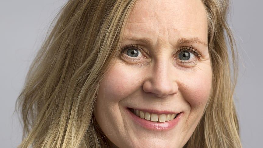 Bostadsrätternas vd Ulrika Blomqvist