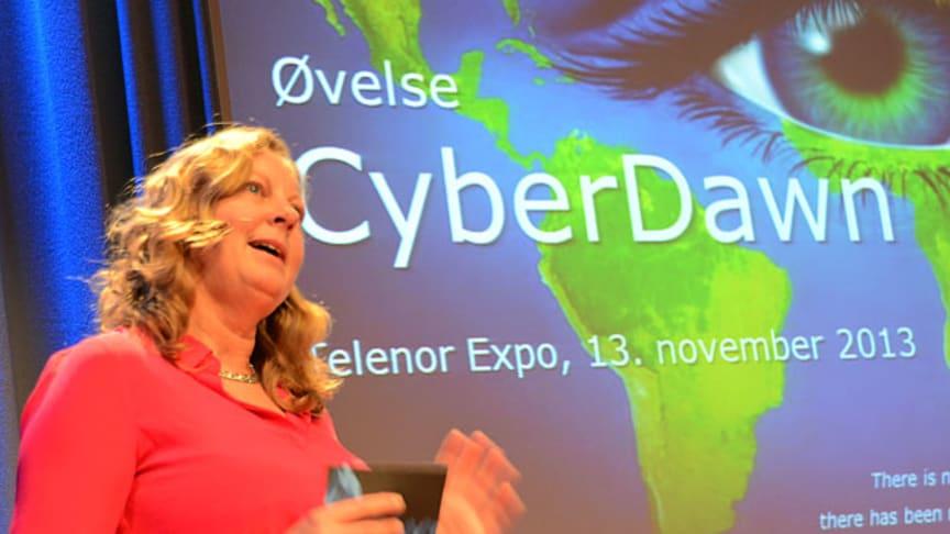 Cyberkriser må koordineres på tvers