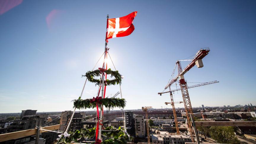 Rejsegilde: 315 nye bæredygtige lejeboliger på vej ved Amager Strand