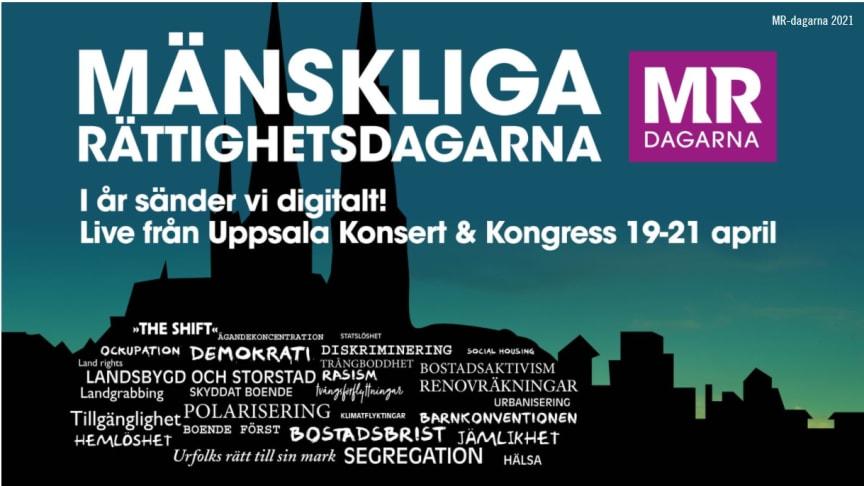 Amnesty på MR-dagarna i Uppsala
