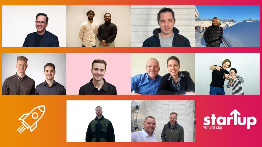 Jämtland årets överraskning bland finalisterna i STARTUP 2021