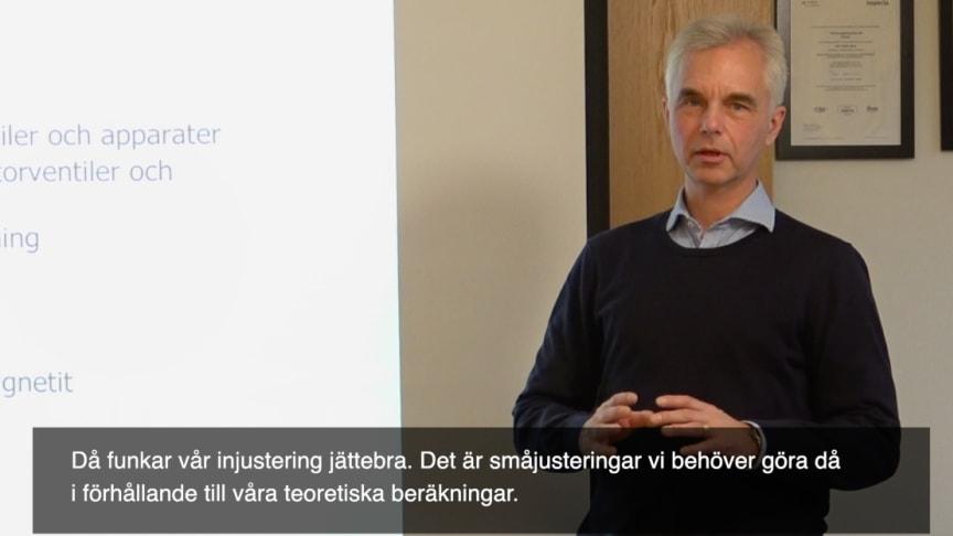 VVS-konsult Tony Timm berättar om hur avgasning lägger grund för driftoptimerad injustering