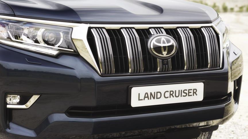 Nye Land Cruiser 2017