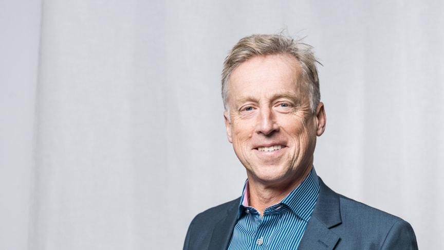 Göran Ernstson, vd Umeå Energi