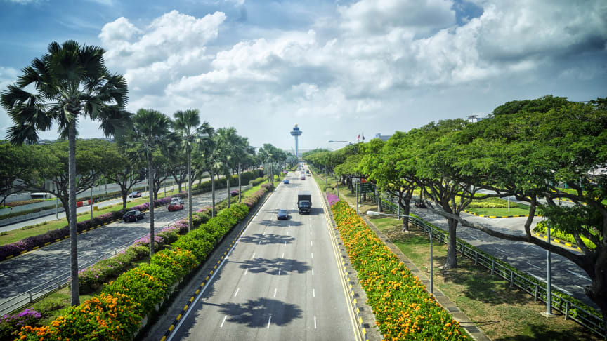 Temporary closure of Changi Airport T1 open-air car park and other ground transport changes to take place over this weekend