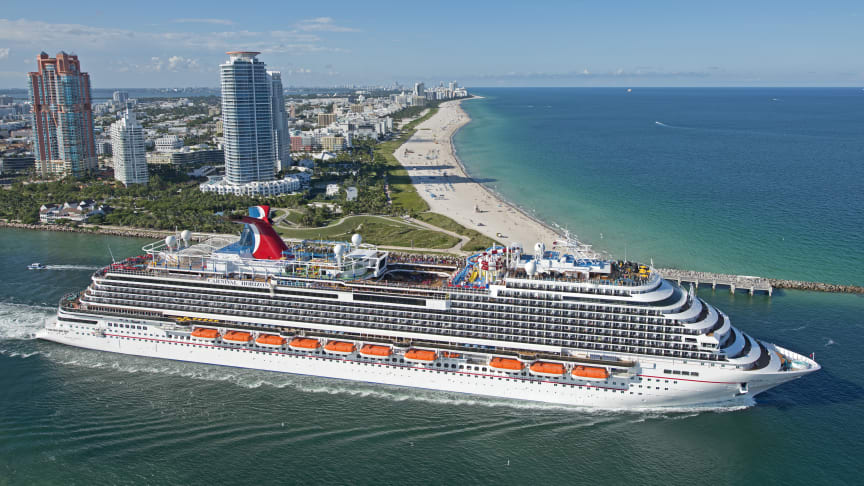 ChartCo will now be furnishing every vessel in the Carnival Cruise Line fleet with Regs4ships