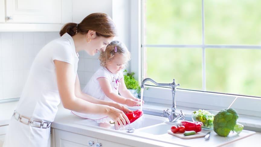 Acqua ottima e sicura per tutta la famiglia a solo 1 Euro al giorno
