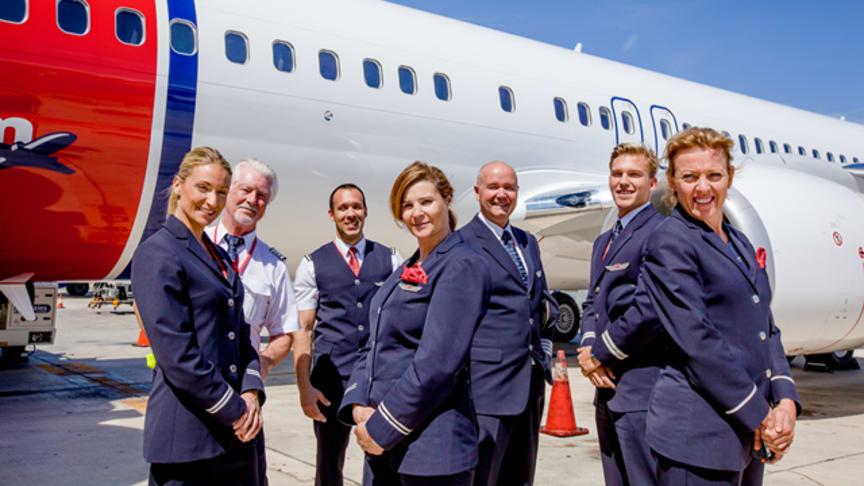 Norwegian ingår nya charteravtal för över 500 miljoner kronor