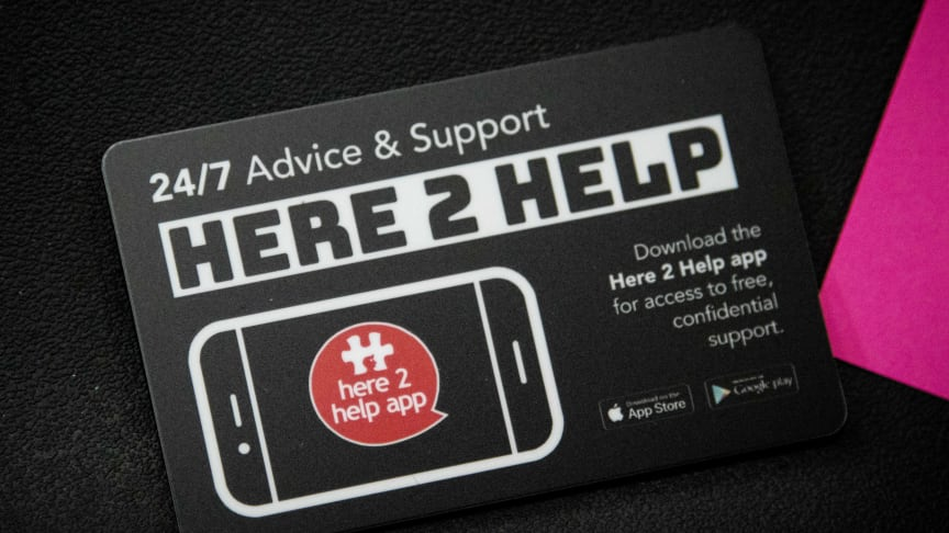 Almost 3000 people download #Here2Help app in one week | Mid ...