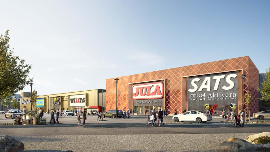 Alma Property Partners establishes new retail destination in Sollentuna