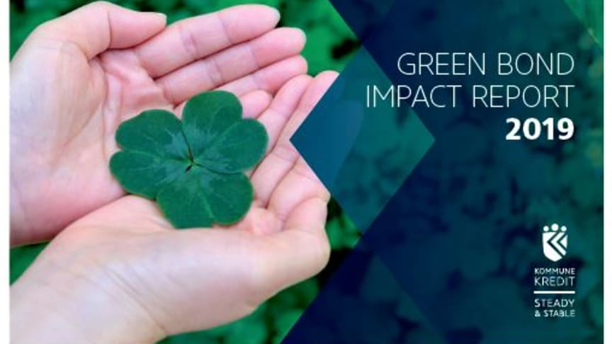 Green Bond Impact Report 2019 cover