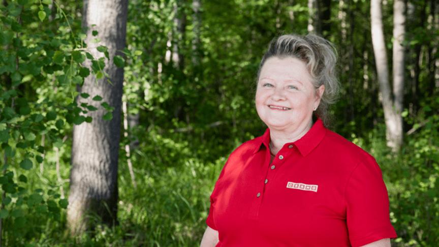 Artikkelin äänenä on Tuula Tiainen, Cramon pitkäaikainen asiakaspäällikkö Joensuusta.