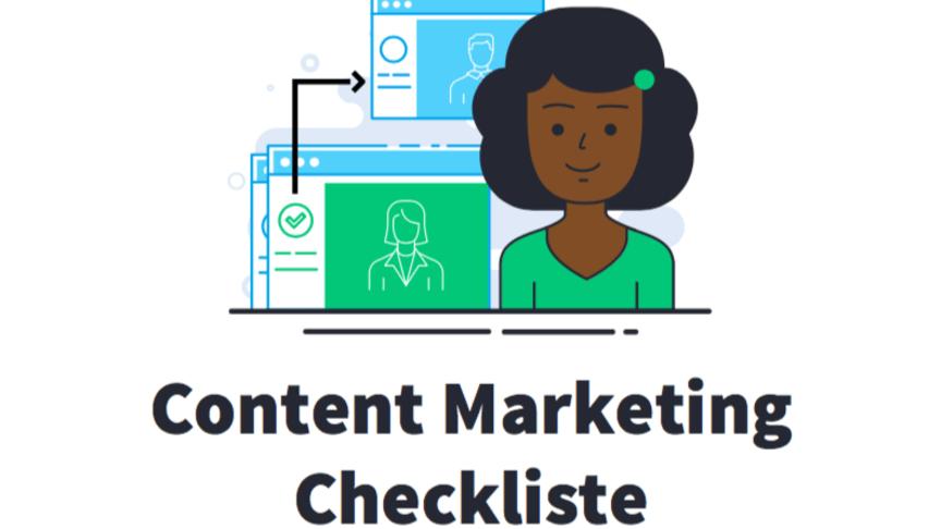 Sie wollen Ihren Content outsourcen? Mit unserer Checkliste haben Sie alle wichtigen Punkte im Überblick.