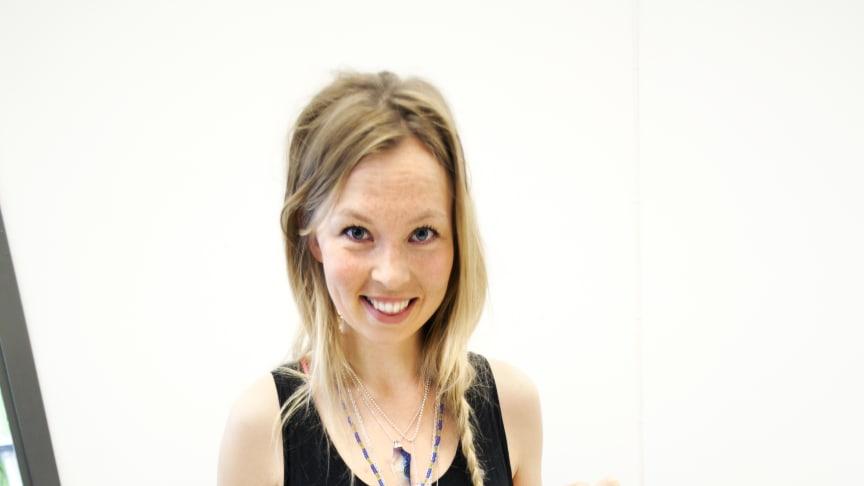 Sofia Jannok vann Norrmejerier-stipendiet i Norrbotten