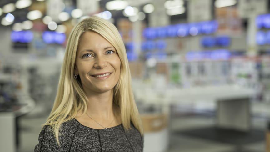 Susanne Ehnbåge, VD Netonnet Group