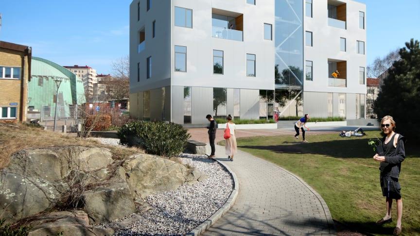 HSB Living Lab söker modiga hyresgäster till framtidens boende.