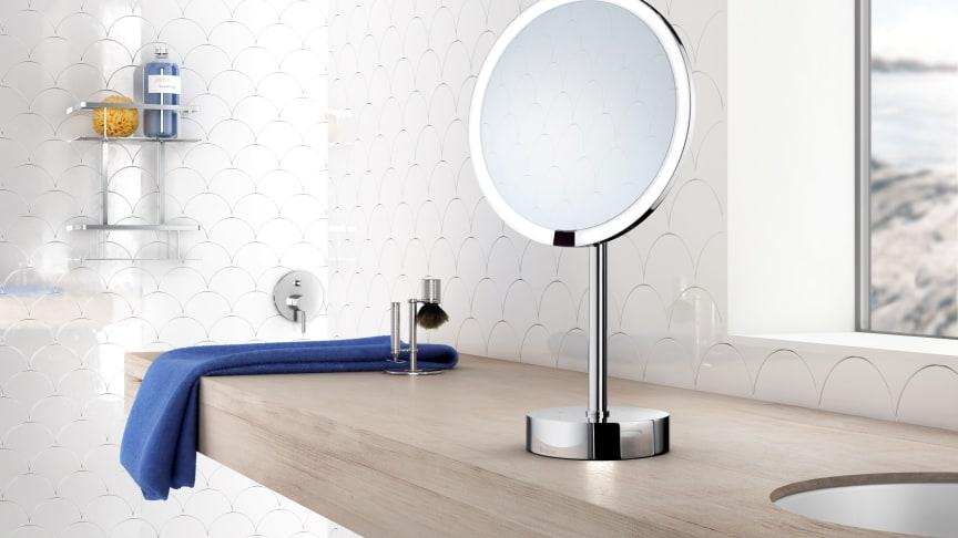 Nya speglar från Smedbo i blickfånget