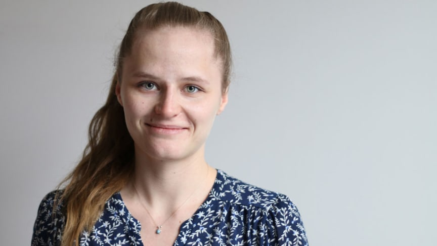 Mia Stråvik är doktorand i livsmedelsvetenskap vid Institutionen för biologi och bioteknik på Chalmers tekniska högskola och forskar om kostens roll i allergiutvecklingen.