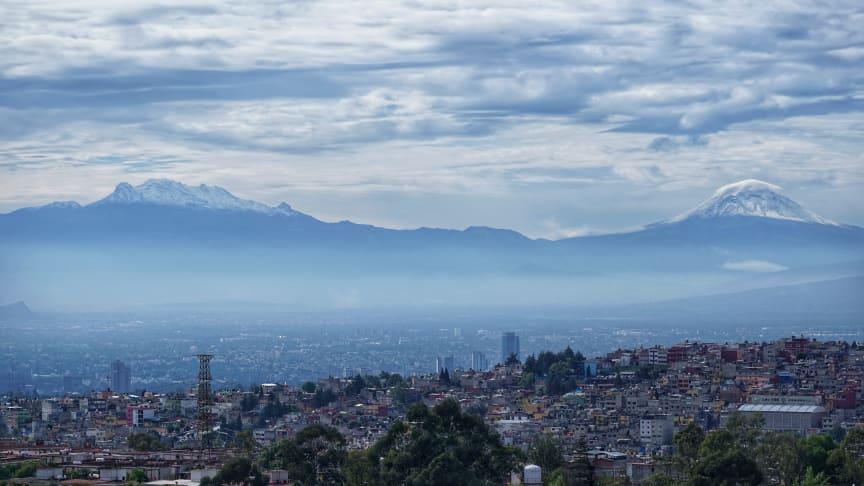 Photo: Mexico City, Unsplash