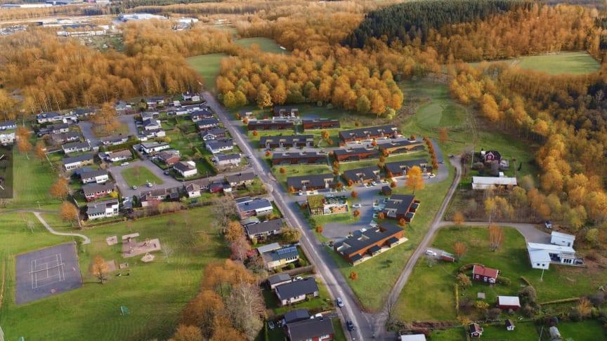 Slutsålt för Riksbyggens Houngslunden i Ulricehamn
