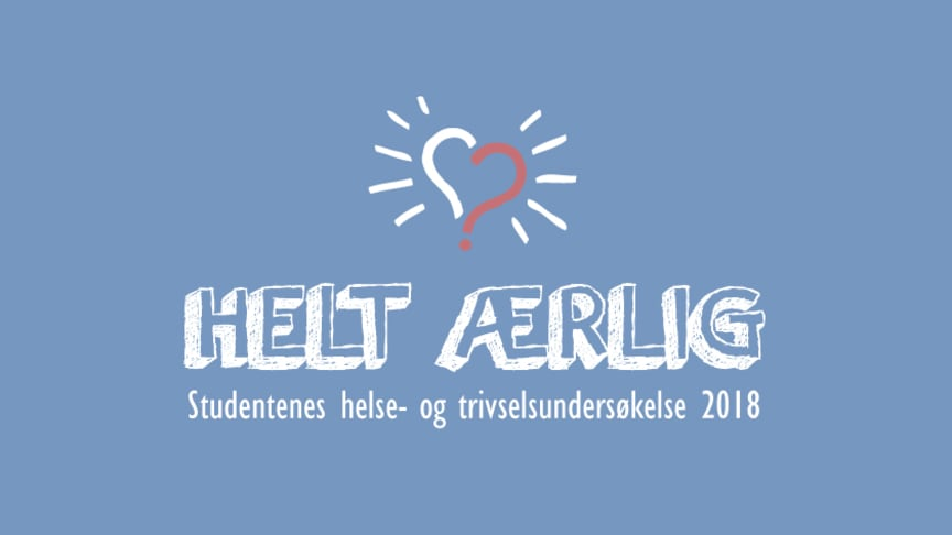 Onsdag 5. september legger styringsgruppen frem Norges største studenthelseundersøkelse
