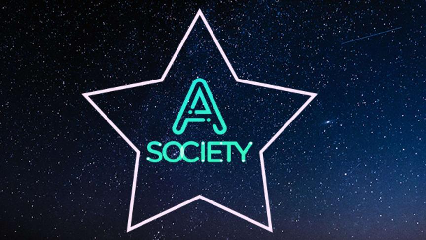 A Society nominerade i kategorin Shooting Star.