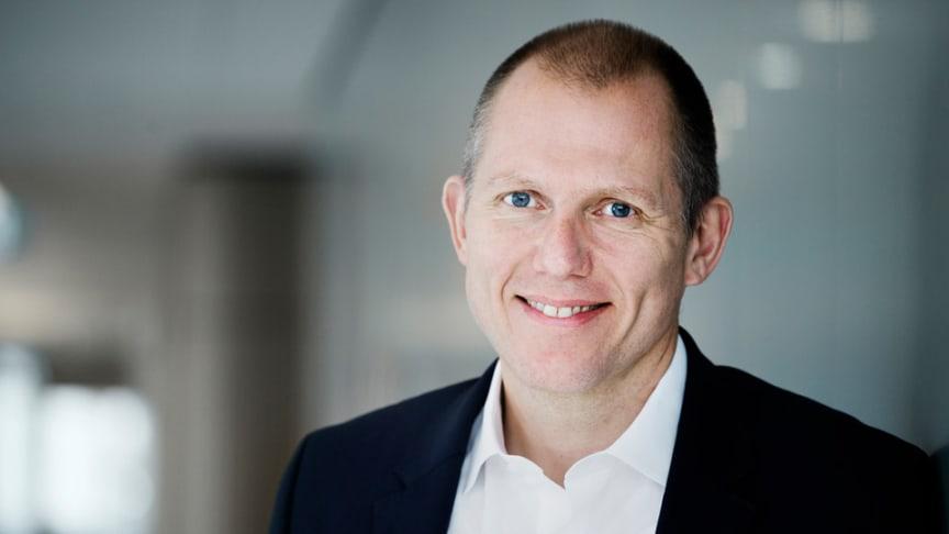 Jens Bjorn Andersen, CEO of DSV Panalpina A/S