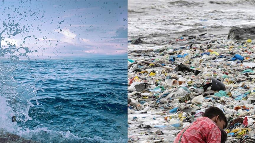 Projektet Waves of Change hindrar plast från att hamna i världshaven