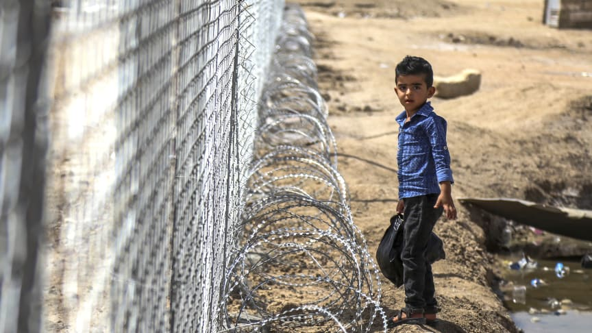 3,6 miljoner barn hotas av våldet i Irak