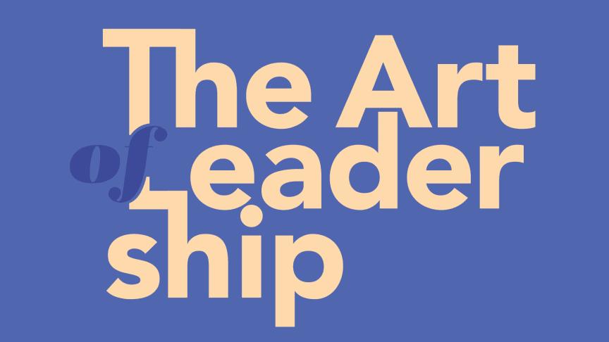 Ny bok: The Art of  Leadership - normen för framsynthet, effektivitet och tillit av Ulf Lindberg och Christer Hanefalk