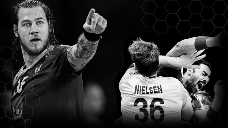 Handbollslandskamp mellan Sverige och Kroatien i Norrköping