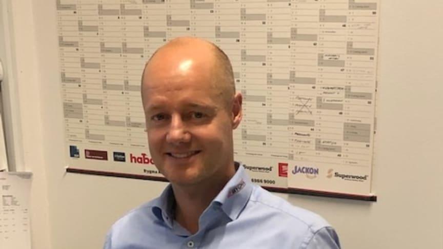 Lasse Reimers er udnævnt til direktør for Bygma Amager pr. 1. januar 2021