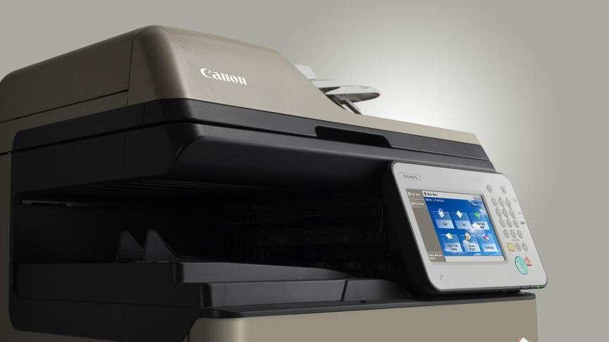 Canon lanserer smart imageRUNNER ADVANCE-funksjonalitet for skrivebordet