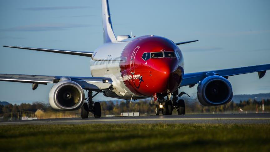 Norwegian expanderar på den tyska marknaden – öppnar nya linjer mellan Tyskland och Spanien