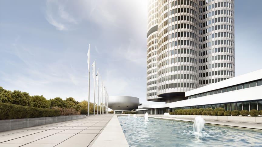 BMW Group skriver kontrakt med svenske Northvolt for levering av battericeller