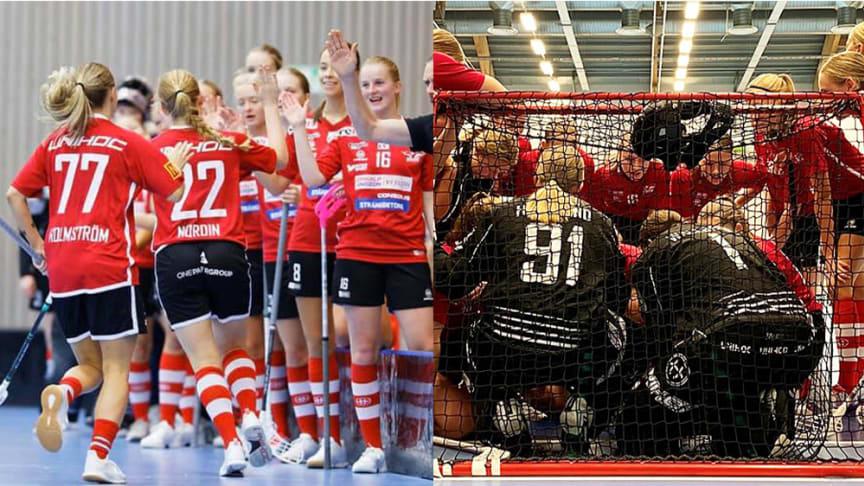 Örnsköldsvik Innebandy, en av Norrlands största innebandyklubbar som vill möjliggöra Innebandy för alla
