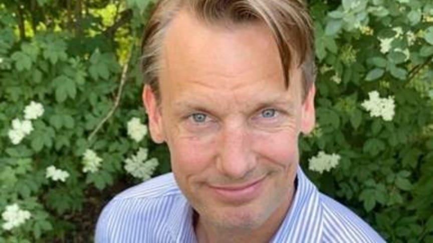 Patrik Wadenhed, Märsta Förenade Åkeriföretags nya VD