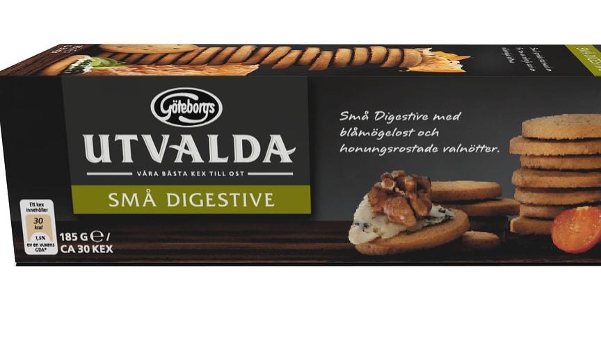 Små Digestive lanseras i egen förpackning