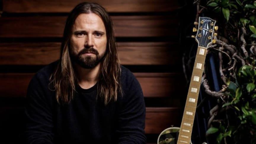 Max Martin auktionerar ut unik gitarr till förmån för musikterapi