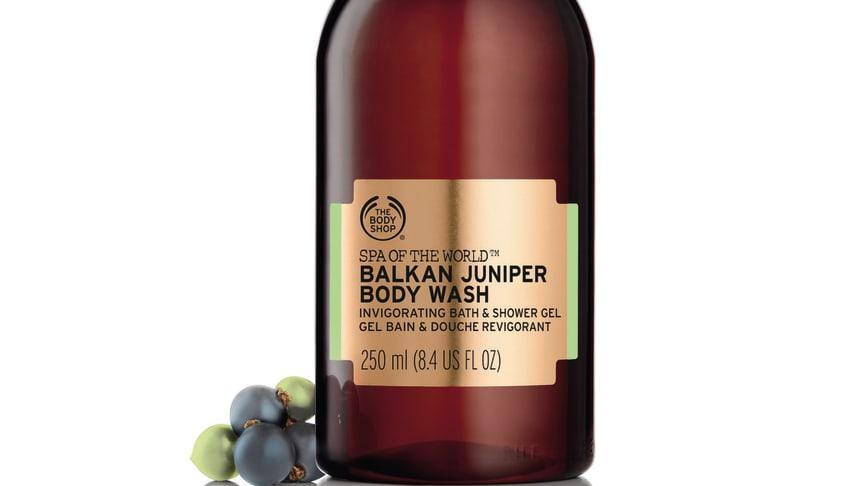 Balkan Juniper Body Wash