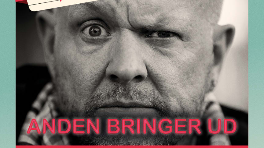 ANDEN BRINGER UD! bekræftet på 'DRIVE IN – LIVE' touren