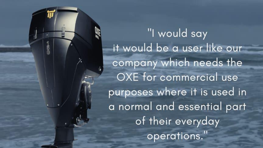OXE150 by Penn cove Shellfish
