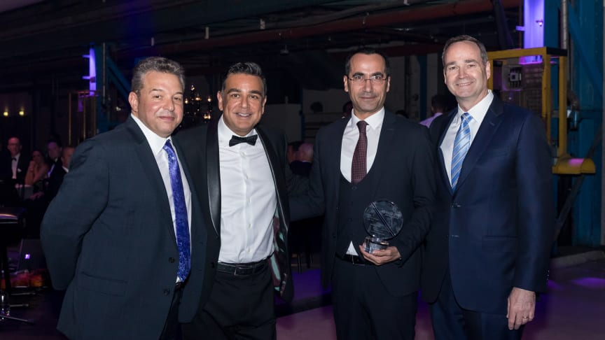 General Manager of the Year kommt aus Central Europe