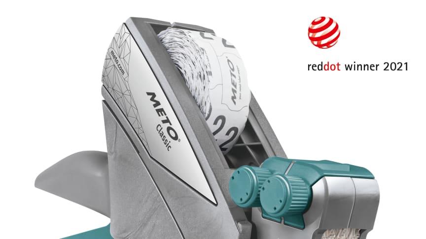 """Meto-Handauszeichner """"Meto Classic M"""" gewinnt Red Dot Award für hohe Designqualität"""