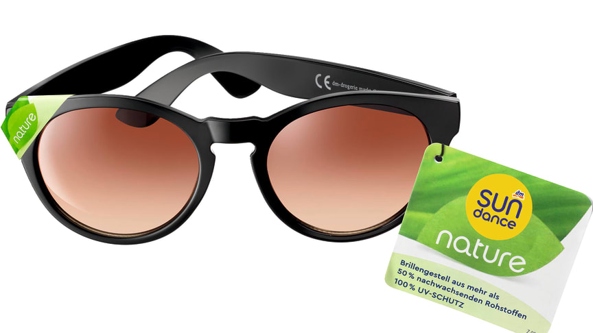 Nachhaltiger Schutz auch für die ersten Sonnenstrahlen im Frühling: Die neuen SUNDANCE Sonnenbrillen aus Rilsan