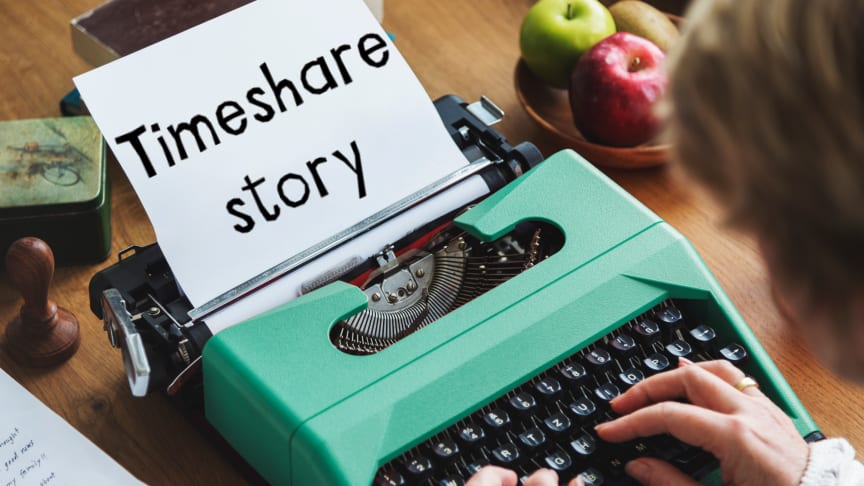 Got a timeshare story to tell?  Submit an article and showcase your writing skills