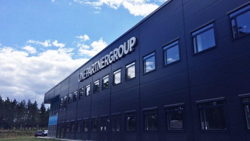 OnePartnerGroup tar marknadsandelar och klättrar på Topp 25-listan